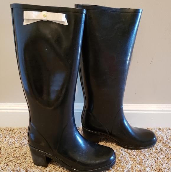 dressy rain boots